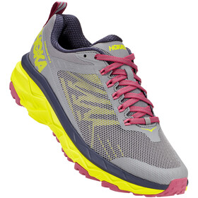 Hoka One One Challenger ATR 5 Shoes Women, frost gray/evening primrose